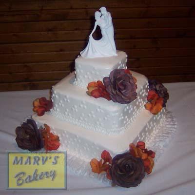 Custom Cake Design Bakery Gaithersburg Md : CakesWedding2